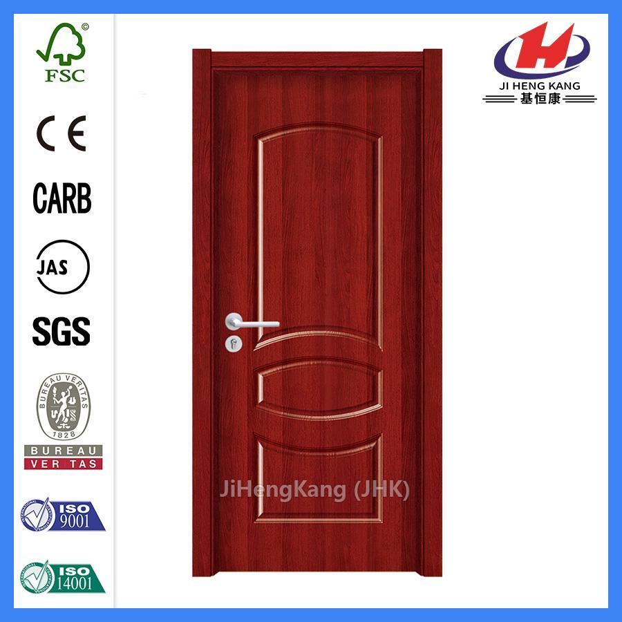 JHK-MD12 Interior House Doors Melamine Panel Interior Doors