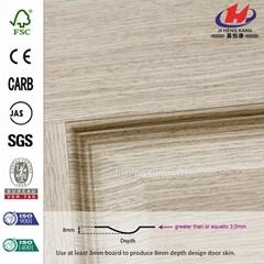 Six Panels  Ash Bedroom Door Panel