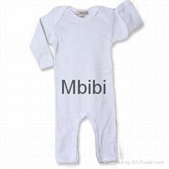 嬰儿長款哈衣