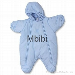 Mbibi Organic Cotton Baby snow suits