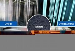 化工廠VOCs治理設備