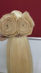 Full Double Drawn Remy Weft Hair
