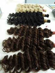 Standard Single Drawn Remy Hair