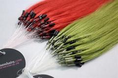 Micro Loop Hair Extensions Wholesale Price Virgin Viet Nam Hair High Quality