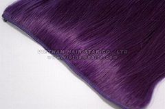 Wholesales High Quality 100% Remy Human Hair Bead Weft Hair Extensions
