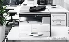 昆山理光MP2014黑白数码复合机