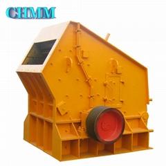 Large Capacity Reversible Hammer Type Rock Mining Machine Stone Impact Crusher