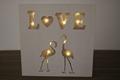 new wholesale energy saving handicraft decoration wooden lamp 2