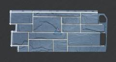 Wall panel Hand-Cut Rock