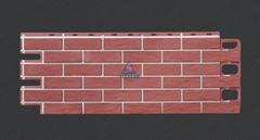 Hand-Laid Brick Wall panel
