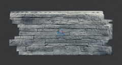 Stacked Stone  series Wall Panel