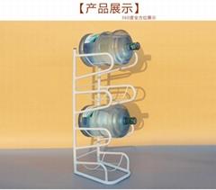 立式水桶架