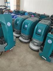 工业洗地机扫地机厂家报价-威洁清洁