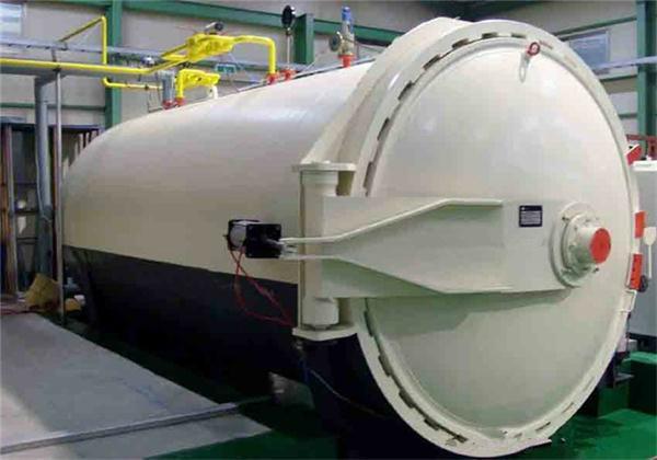 Industrial pressure vessel 1.0mpa automatic door operating composite autoclave 2