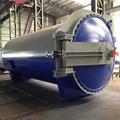 Industrial pressure vessel 1.0mpa automatic door operating composite autoclave 3