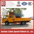 DFAC High Altitude Operation Truck Platform Lifting 3