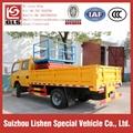 DFAC High Altitude Operation Truck Platform Lifting 2