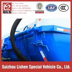 Dongfeng Vacuum Sewage Fecal Suction Truck