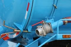 Dongfeng Used Trucks Sewage Truck 4*2 Euro 3 Vacuum