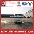Dongfeng Hydraulic Lift Garbage Truck Hang Barrel 1