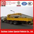 truck crane 6 ton 16 ton truck crane 5