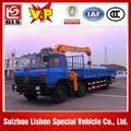 truck crane 6 ton 16 ton truck crane 2