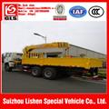 dump truck with crane 2