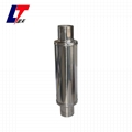 Performance  polished round exhaust car muffler  LT414200P 3