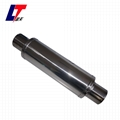 Performance  polished round exhaust car muffler  LT414200P 2