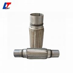 car exhaust flex pipe nipple flex pipe