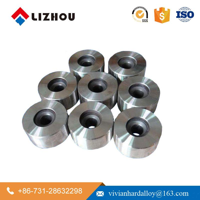 K10 K20 K30 Zhuzhou Supply WC Tungsten Cemented Carbide Drawing Dies 1