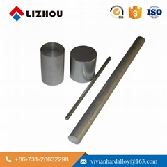 YG10X YL10.2 h6 Cemented Tungsten Solid Carbide Rod for End Mills