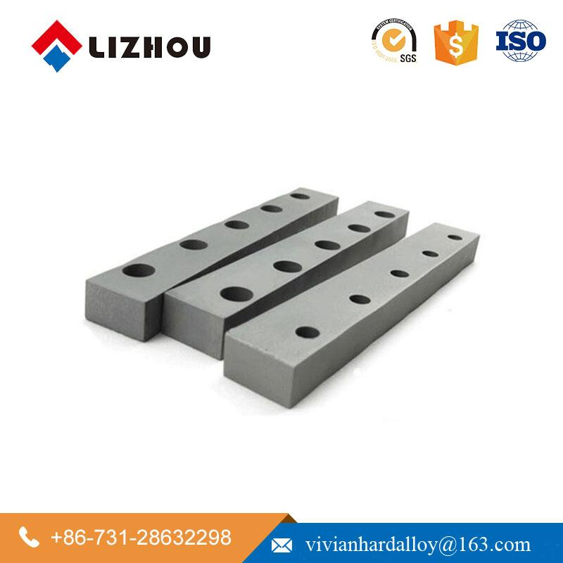YG6 YG8 Cemented Tungsten Carbide Square Flat Bar 1