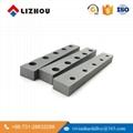 YG6 YG8 Cemented Tungsten Carbide Square Flat Bar 1
