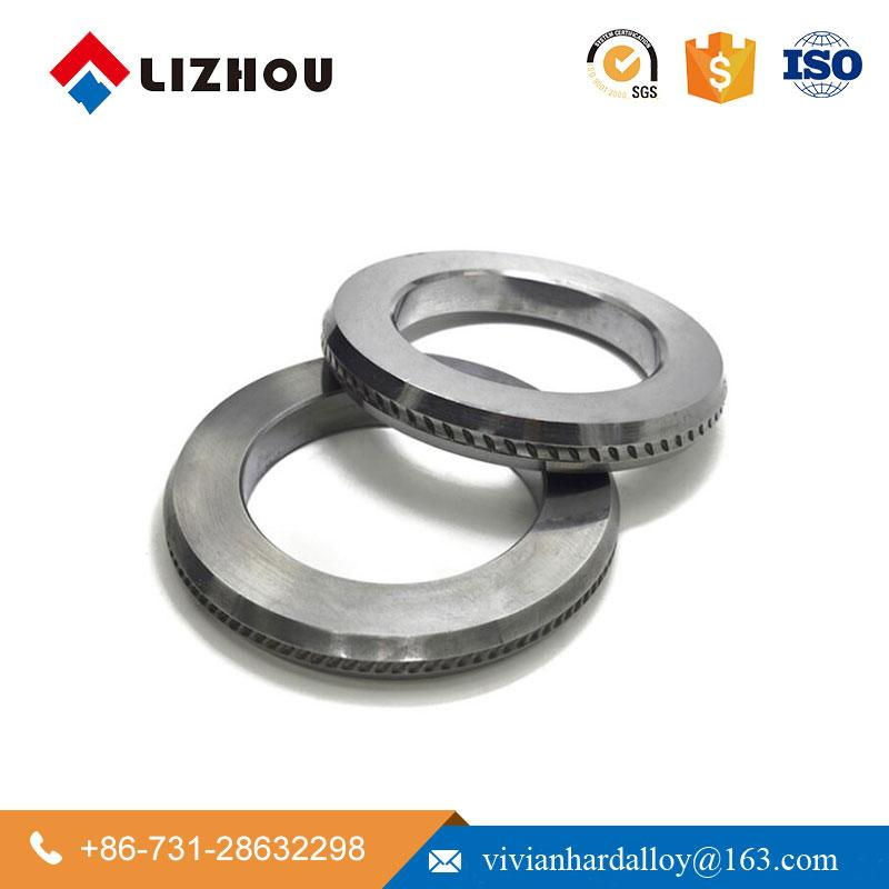Flat Grooved and Thread Tungsten Carbide Roller for Wire Milling Guide 2