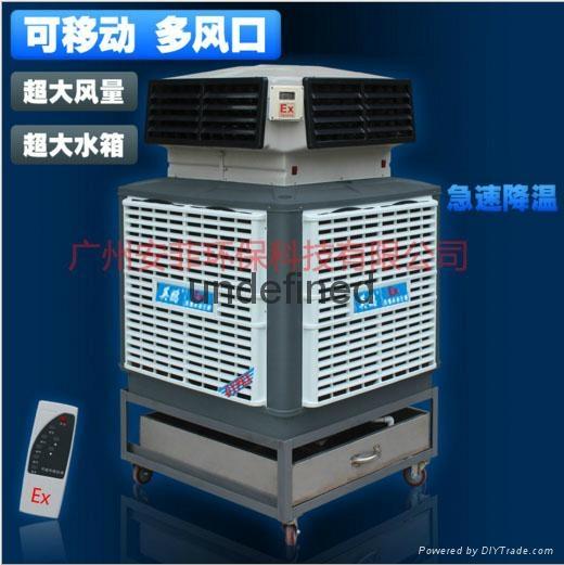 單風口防爆環保空調 2