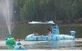 Yehua Water Boat Amusement Equipment