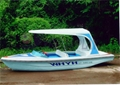 Yehua 4-Person Electric Yacht Amusement Equipment Outdoot 2