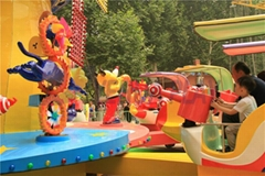 Yehua Land Play Amusement Equipment