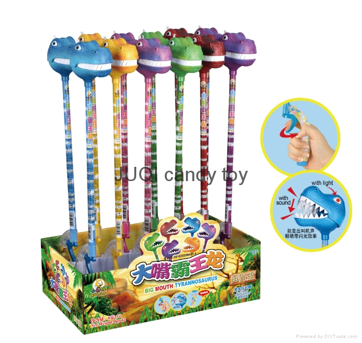 Grabber Dino Toys With Sweet Candy for Boy 1