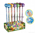 Grabber Dino Toys With Sweet Candy for