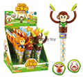Candy Filled Wacky Monkeys 12 Count Box