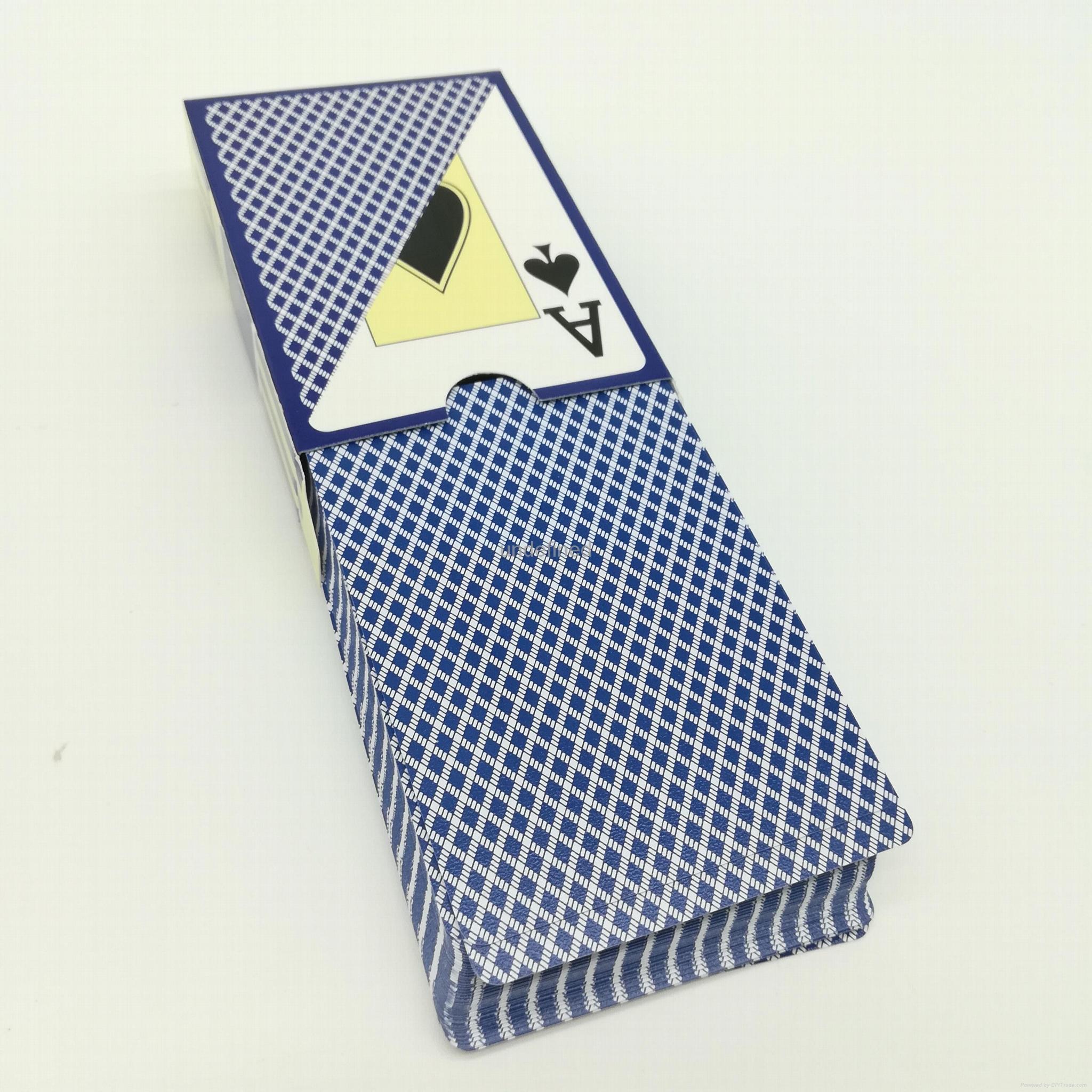Custom Design Casino Gambling Paper And Plastic Pokers China Suppliers 5