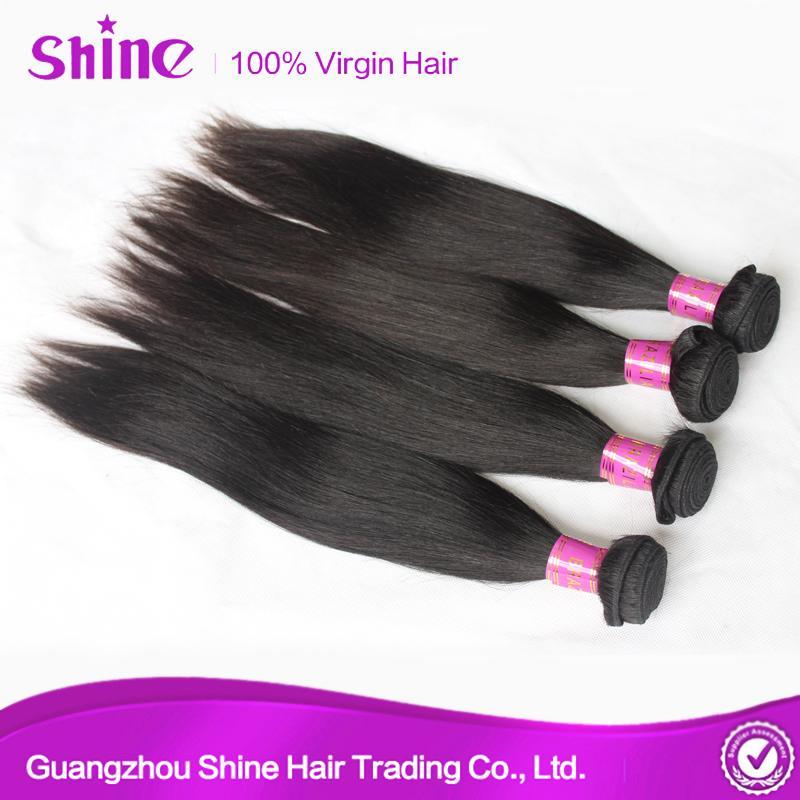 High Quality 9a One Donor Brazilian Raw Virgin Human Hair 4