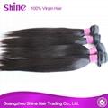 High Quality 9a One Donor Brazilian Raw Virgin Human Hair 2