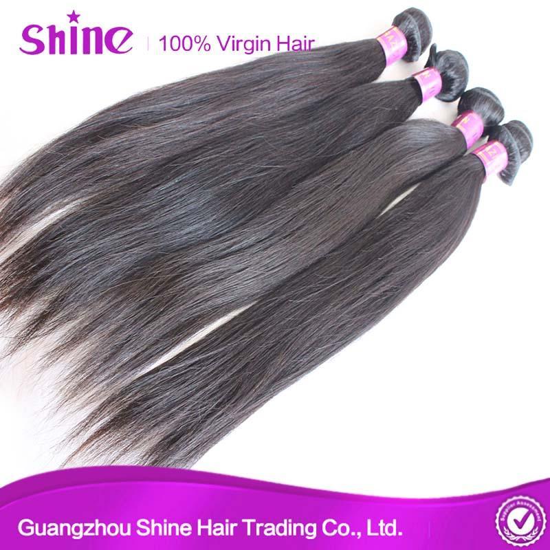High Quality 9a One Donor Brazilian Raw Virgin Human Hair 1