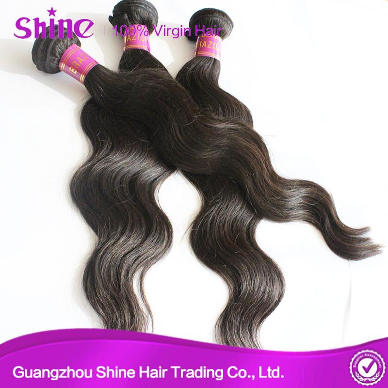 Brazilian Body Wave 100 Human Hair Weft 4