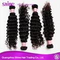 Brazilian 8a Grade Human Mink Virgin Deep Wave Hair 4