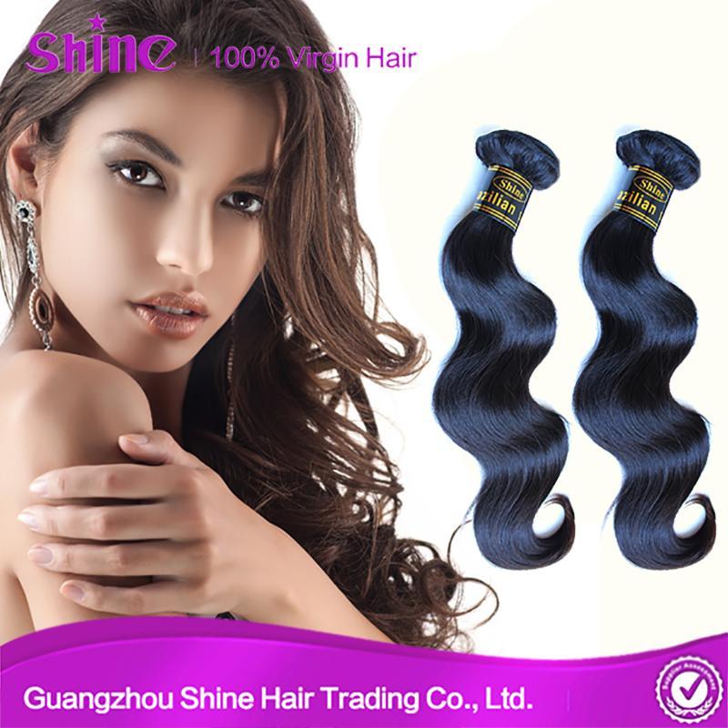 No Tangle No Shedding Brazilian Human Hair 4
