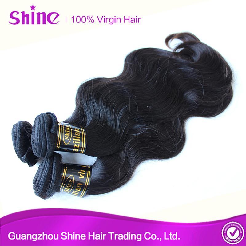 No Tangle No Shedding Brazilian Human Hair 2